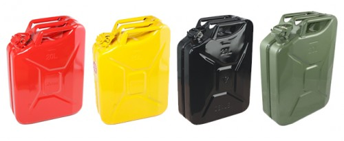 jerry can colors