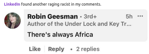 Raging Racists Enabled by LinkedIn - Security Boulevard
